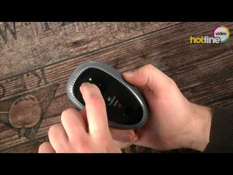 Обзор Logitech Touch Mouse M600