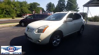 2008 Nissan Rogue Ellenville, Newburgh, Kingston, New Paltz, Middletown, Goshen, NY 2349