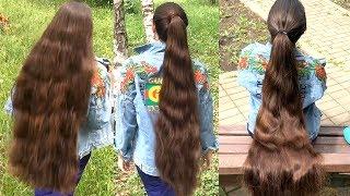 RealRapunzels - Massive ponytail (preview)