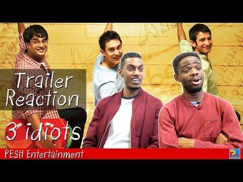 three idiots a reaction paper 3 idiots is definitely much more than a movie | 3 idiots: hard luck, chatur how preposterous it all must have sounded on paper this.