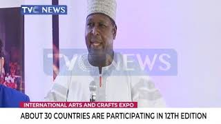 About 30 countries are participating in 12th edition of Int'l Arts and Crafts Expo