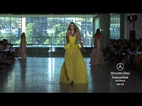 LISA HO - MERCEDES-BENZ FASHION WEEK AUSTRALIA SPRING SUMMER 2012/13 COLLECTIONS