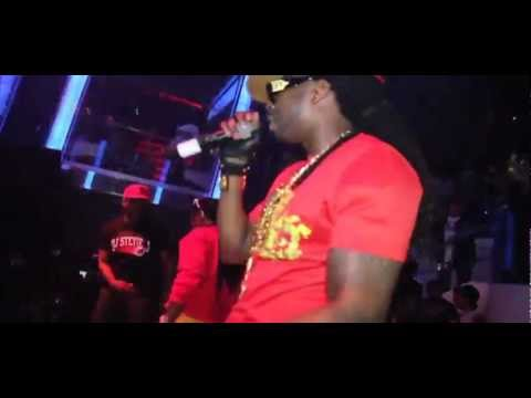 2 Chainz & Lil Wayne Perform Yuck Live In Miami for the first time