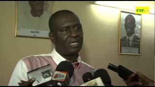 Mouhamed Djibril wade, 2éme Vice Président de la Ligue Sénégalaise de Football Professionnel