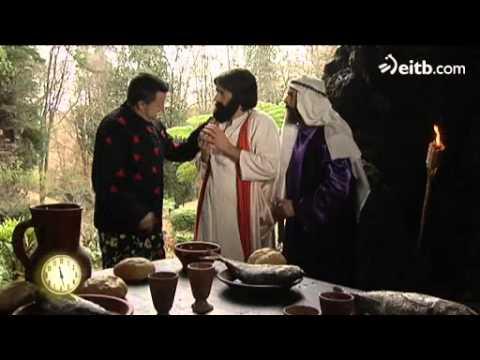 Vaya Semanita - Chicote se cuela en un banquete de Jesucristo
