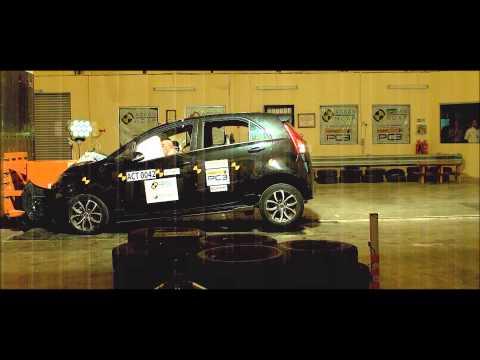 ASEAN NCAP - Proton Iriz
