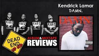 Kendrick Lamar - DAMN. Album Review   DEHH