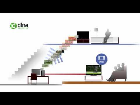 DLNA explication en vidéo