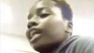 Black Kid Is Hillarious In Spanish Class