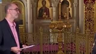 Представител Бакинской епархии Русской православной церкви Протоиерей Константин Поминов про Карабах