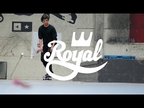 Daniel Espinoza for Royal Trucks