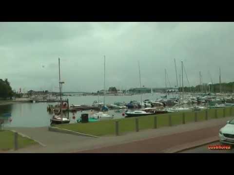 Finland, Helsinki bus tour -Trip to Norwegian Fjords - part 11 - Travel video Full HD