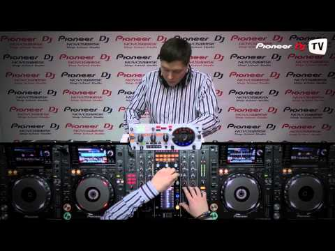 DJ MeXX (Nsk) (Breaks) ► Guest Mix @ Pioneer DJ TV