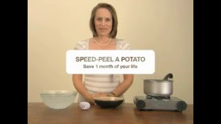 Тайм-менеджмент (Как быстро почистить картошку)
