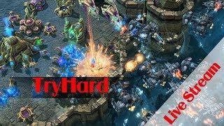 StarCraft II: Tryhard