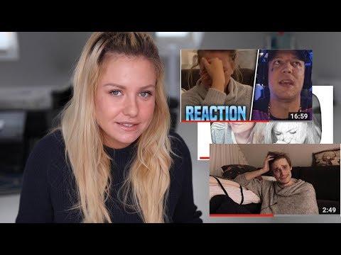 Reaktionen auf meinen Nervenzusammenbruch