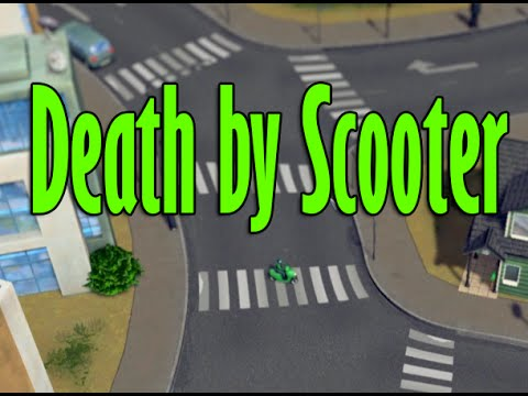 Cities: Skylines - Death by Scooter