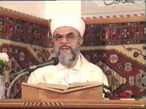 Hadis Sohbeti - 04.05.1997 -(İskenderpaşa Camii - Son Sohbet) Prof. Dr. Mahmud Esad Coşan Rh.A