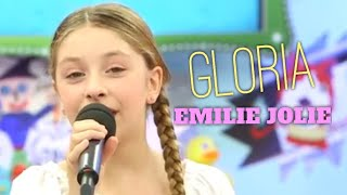 Download KIDS UNITED| GLORIA CHANTE EMILIE JOLIE [LIVE] 3Gp Mp4