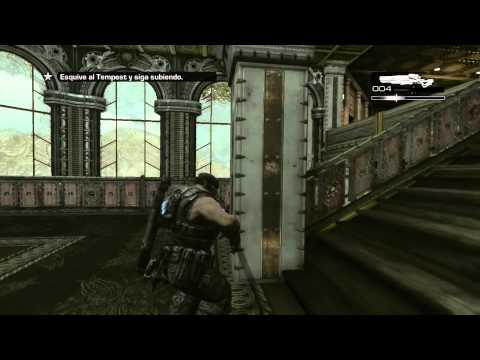 Gears of War 3 | Huevo de Pascua Perro de Cliff Bleszinski