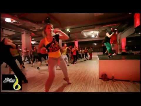 Bokwa Fitness Masterclass with Paul Mavi  Budapest, Hungary