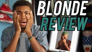Frank Ocean - Blonde ALBUM REVIEW