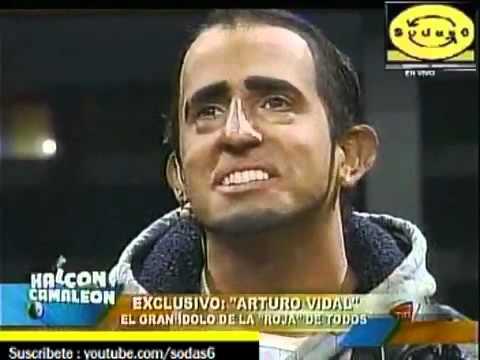 Stefan Kramer  Arturo Vidal (Parte 1 2 - Halcón y Camaleón).flv