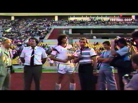 Финал Кубка СССР 1988/1989 Торпедо Москва-Днепр 0-1