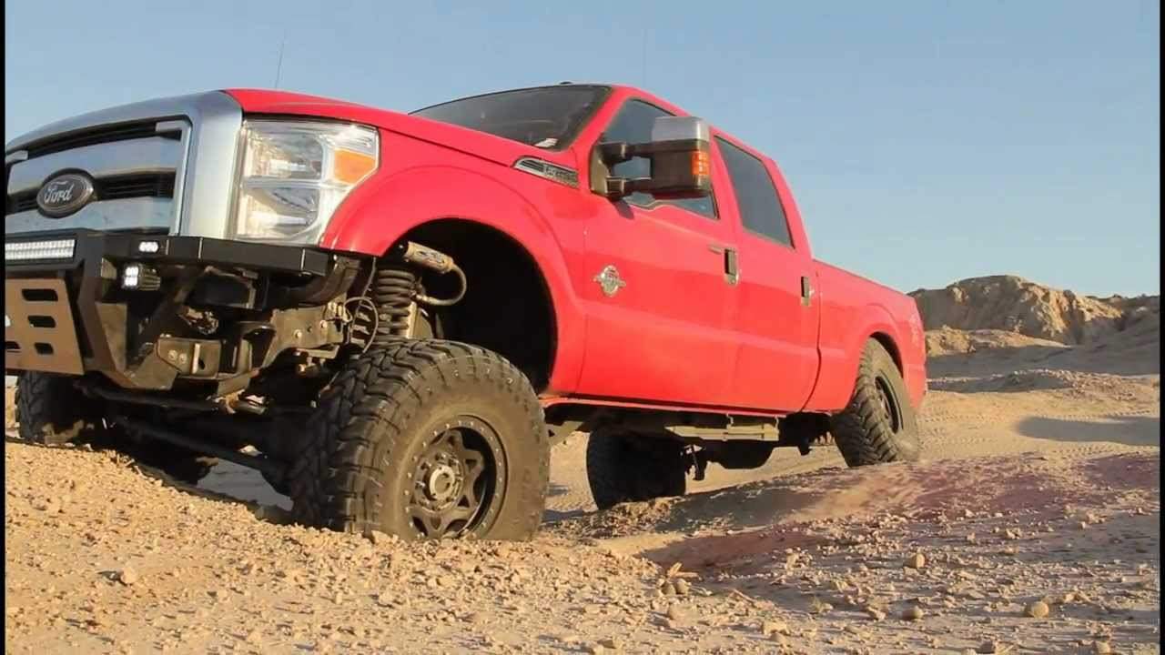 Ford Super Duty >> Carli Suspension Ocotillo Ford Super Duty Shock Tuning ...