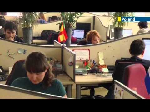 Poland welcomes EU immigrants: ex-communist state proves job haven amid eurozone crisis