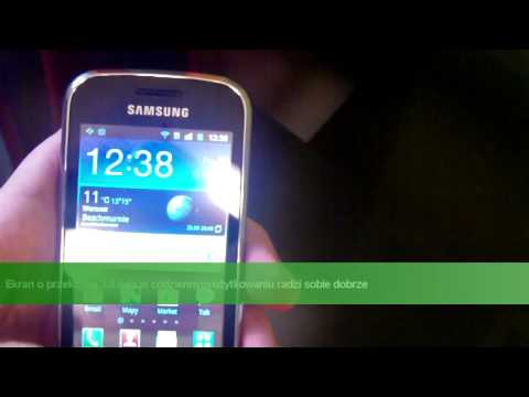 Wideo test i recenzja telefonu Samsung Galaxy Mini 2   techManiaK.pl