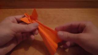 Origami Phoenix Tutorial (traditional)