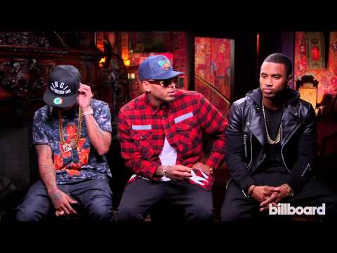 Chris Brown, Trey Songz & Tyga Talk 'Between the Sheets' Tour