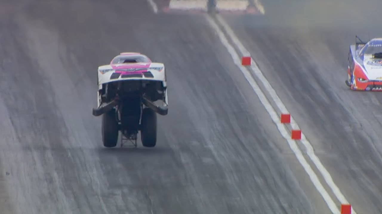 """That Was Amazing!"" Car Nearly Takes Flight At 250 MPH, Somehow Didn't Crash"
