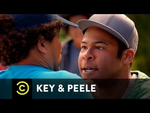 Key & Peele: School Bully
