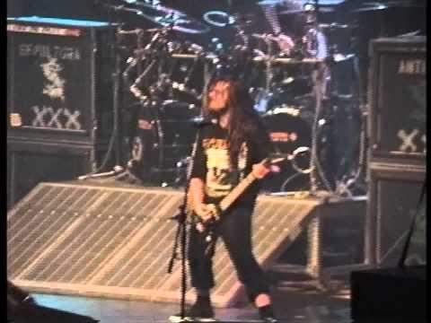 Sepultura - 1994.03.15 Verdun - Canada HD