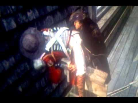 Assassins Creed 3: Hidden sex scene - YouTube