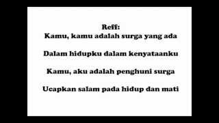 Kamulah Surgaku - The Rock ft. Ahmad Dhani