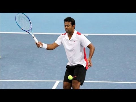 Sydney International 2016 | Leander Paes Loses In The Opening Round