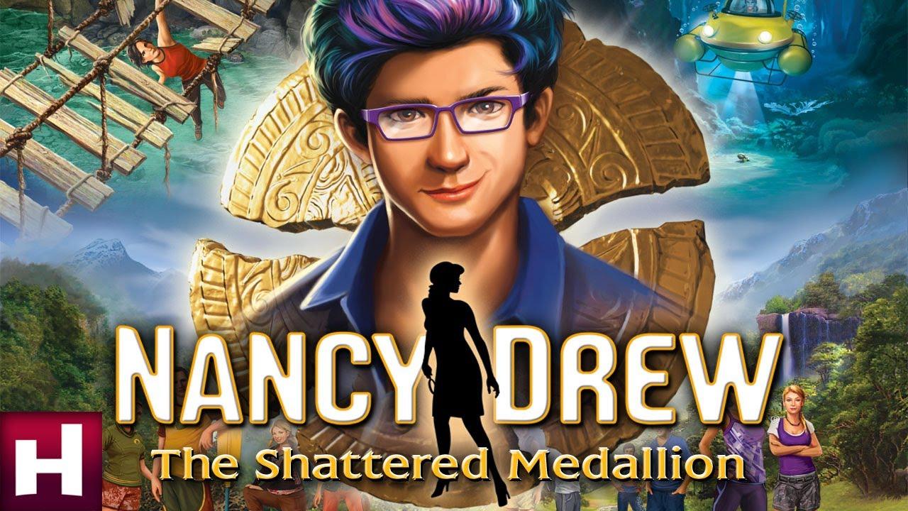 Nancy Drew The Shattered Medallion v1 20140318 2-TE (14/5/2015)