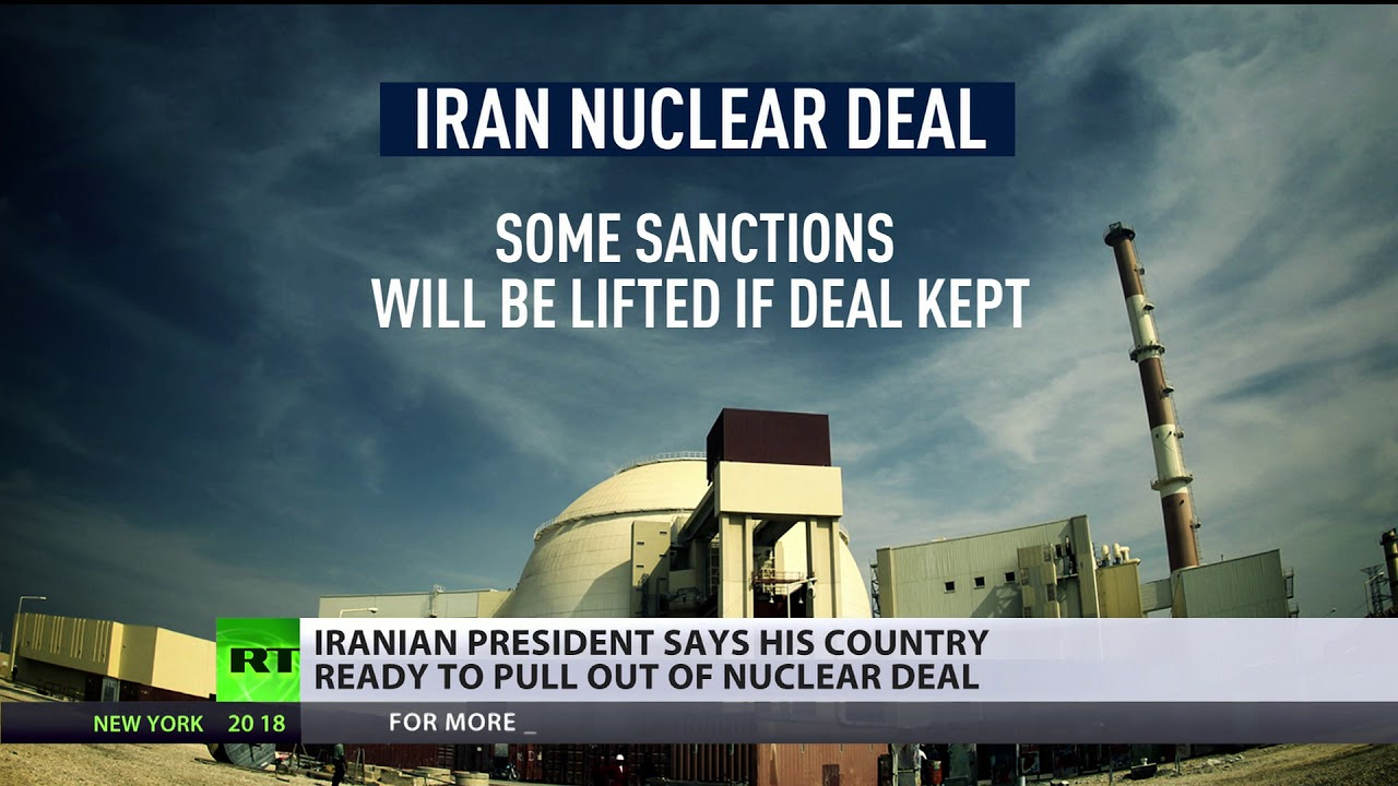 Dangerous pull out: Iran may scrap nuclear deal if US imposes new sanctions