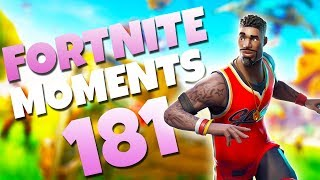 THE FIRST EVER DANCING TREE!...(HILARIOUS MAIN MENU GLITCH) | Fortnite Funny and Best Moments Ep.181