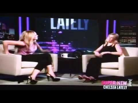 Interview with Mary McCormack on Chelsea Lately Video