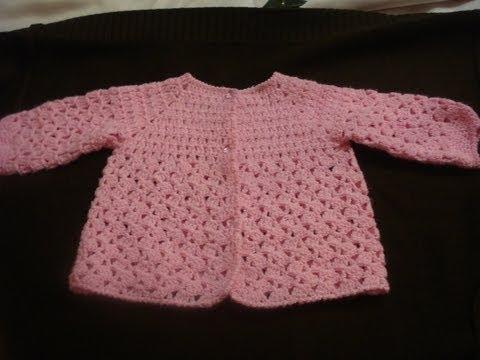 CHAMBRITAS tejidas para bebé - Imagui