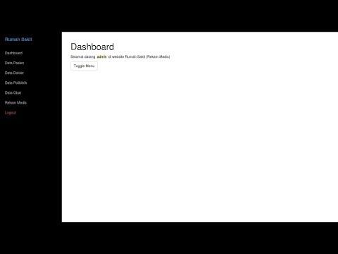 Membuat Menu dan Tampilan Dashboard Responsif dengan Bootstrap (5)