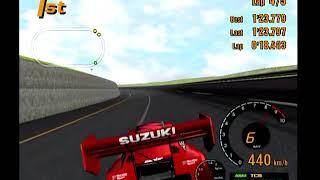 Gran Turismo 3 Arcade Mode Area C Test Course