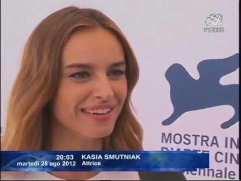 Venezia 2012. Intervista alla madrina della Mostra del Cinema: Kasia Smutniak
