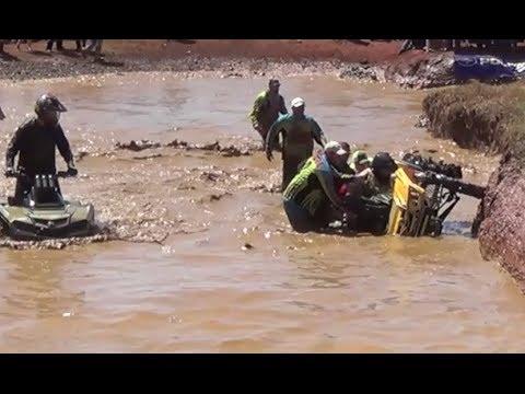 Mud Nationals 2014 Muddacross Wrecks Flips Nats Highlifter Race