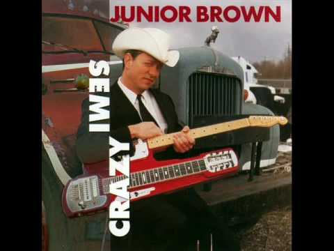 Junior Brown - I Hung It Up