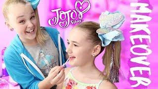Download lagu JoJo Siwa Makeover!